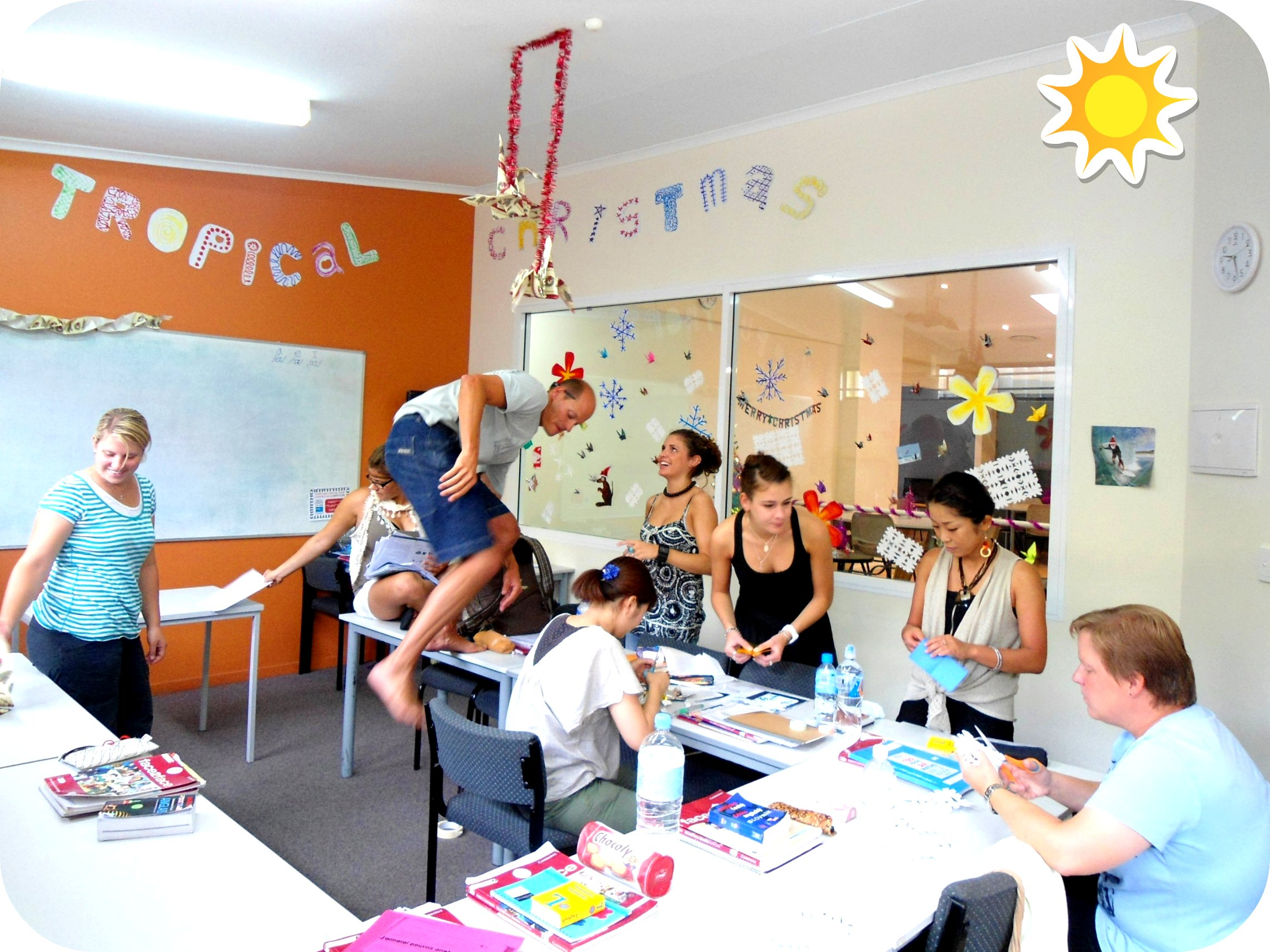 How Classroom Decor Affects Students ~ Daniela s lexis class goes troppo noosa