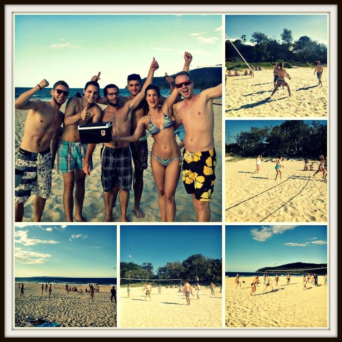 beachvolley