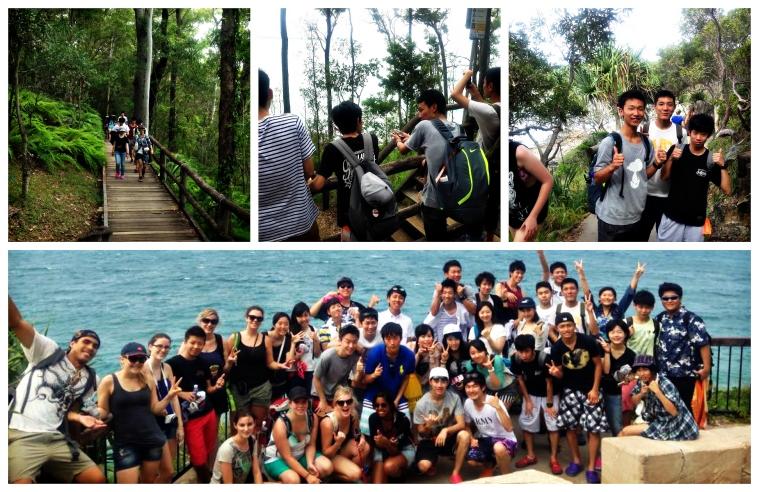 National Park walk